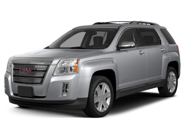 Used 2015 GMC Terrain SLE-1 SUV in Norfolk, VA