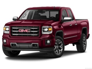 2015 GMC Sierra 1500 Base Truck Double Cab