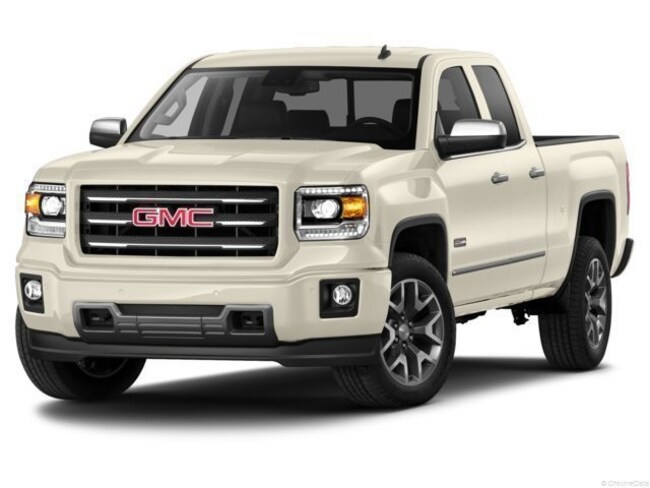 Used 2015 GMC Sierra 1500 4WD Double Cab 143.5 SLE Truck Double Cab North Kinigstown