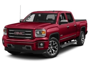 2015 GMC Sierra 1500 SLT Crew Cab Value Package
