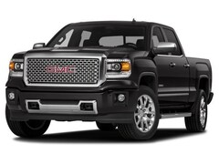 Used Cars  2015 GMC Sierra 1500 Denali Truck Crew Cab For Sale in Twin Falls ID