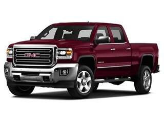 New 2015 GMC Sierra 2500HD SLT Truck Crew Cab for Sale Langhorne, PA, at Burns Auto Group