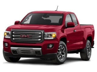 Certified Pre-Owned 2015 GMC Canyon SLT Truck Extended Cab for sale in Manchester, NH
