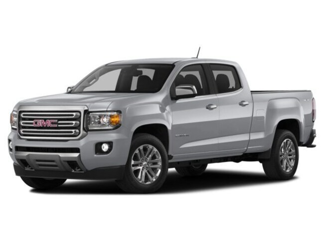 Used  2015 GMC Canyon SLE Truck Crew Cab near Southaven, MS