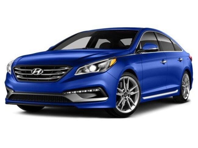 Certified Used 2015 Hyundai Sonata 2.4L Sport Sedan Y190315A in Waipahu