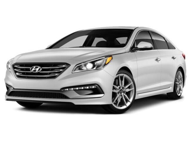 Used 2015 Hyundai Sonata Sport Sedan for Sale in Pharr, TX