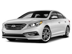 Used 2015 Hyundai Sonata Limited w/PZEV Sedan Utica