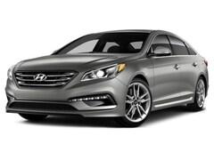 2015 Hyundai Sonata Limited w/Brown Seats/PZEV Sedan
