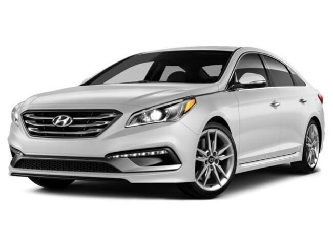 Used 2015 Hyundai Sonata Sport 2.0T w/Gray Accents Sedan for sale in Montgomery, AL