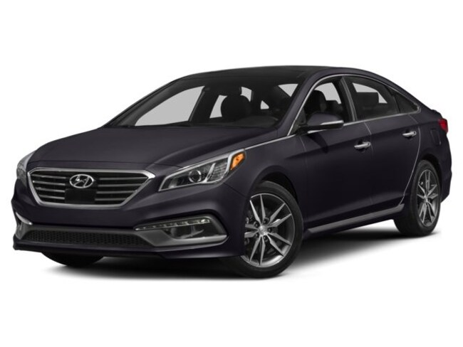 Used 2015 Hyundai Sonata Limited 2.0T Sedan for sale in Montgomery, AL