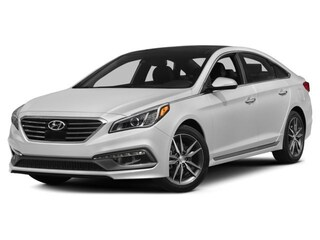 2015 Hyundai Sonata Limited 2.0T w/Gray Accents Sedan