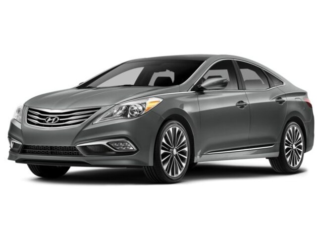 2015 Hyundai Azera Base Sedan