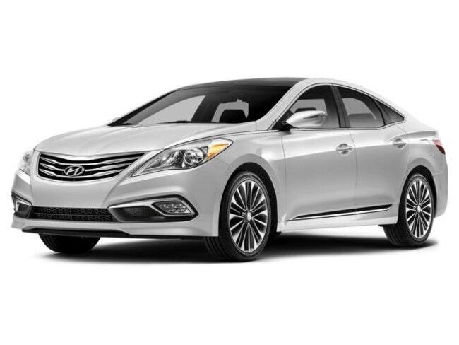 Pre-Owned 2015 Hyundai Azera Base Sedan For Sale in Henderson, NV