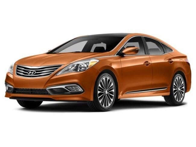 2015 Hyundai Azera Limited Sedan
