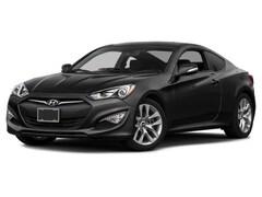 2015 Hyundai Genesis Coupe 3.8L 3.8L Auto  w/Gray Seats