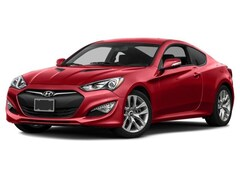 Used 2015 Hyundai Genesis Coupe 3.8 Ultimate w/Black Seats Coupe in Florence, SC
