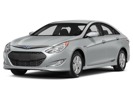 2015 Hyundai Sonata Hybrid 4dr Sdn