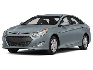 2015 Hyundai Sonata Hybrid Sedan in Pittsfield, MA