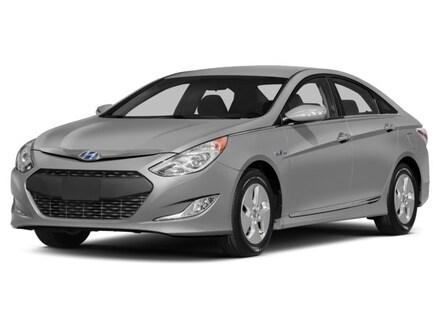 2015 Hyundai Sonata Hybrid Base Sedan