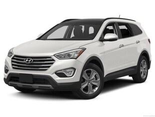 2015 Hyundai Santa Fe FWD 4dr Limited w/Saddle Int Sport Utility