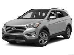 2015 Hyundai Santa Fe AWD  Limited SUV