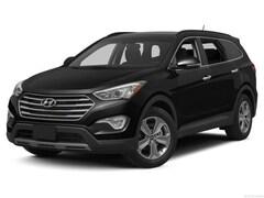 2015 Hyundai Santa Fe Limited w/Saddle Interior SUV