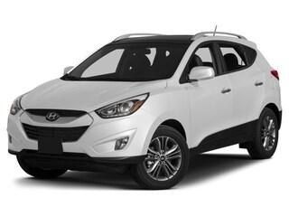 2015 Hyundai Tucson GLS AWD SUV for sale in North Aurora, IL