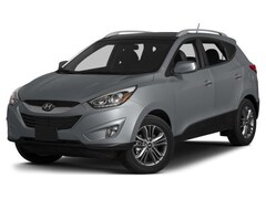 Used 2015 Hyundai Tucson GLS SUV for sale in Anchorage AK