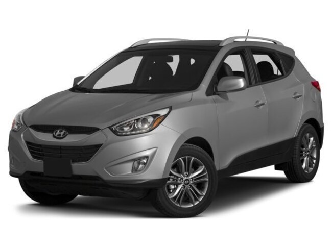 Used 2015 Hyundai Tucson GLS AWD GLS  SUV for sale in Princeton, WV