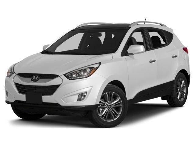 2015 Hyundai Tucson SE SUV