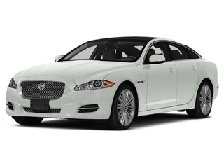2015 Jaguar XJ Car