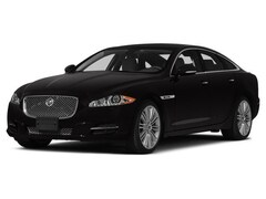 2015 Jaguar XJ Base Sedan