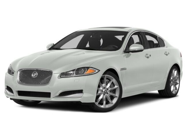 2015 Jaguar XF 3.0 AWD Sedan