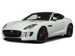 2015 Jaguar F-TYPE Base Coupe