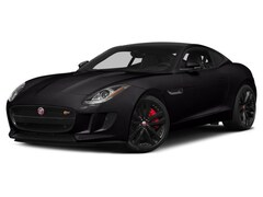 2015 Jaguar F-TYPE 2dr Cpe V6 Car