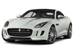 Certified Pre-Owned 2015 Jaguar F-TYPE R Coupe SAJWA6DA6FMK18069 for Sale in Austin, TX