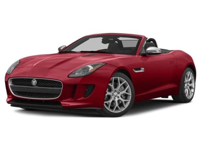 Certified 2015 Jaguar F-TYPE Convertible in Farmington Hills, MI