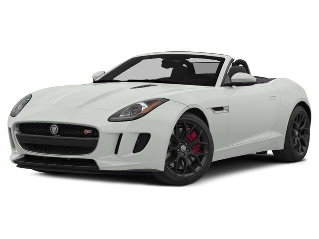 2015 Jaguar F-TYPE V6 S Convertible
