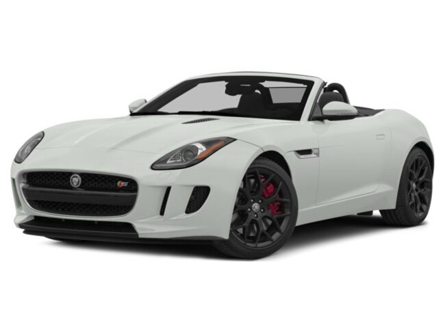 Used 2015 Jaguar F-TYPE V6 S Convertible in Austin, TX