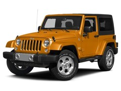 2015 Jeep Wrangler Sport 4x4 SUV
