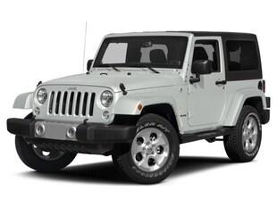 2015 Jeep Wrangler Sahara 2D Sport Utility