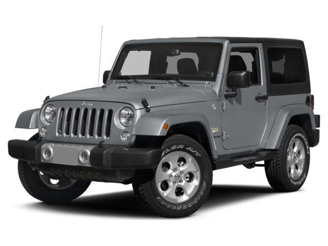 2015 Jeep Wrangler Sahara 4WD  Sahara