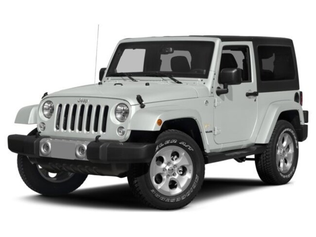 2015 Jeep Wrangler Sahara 4x4 SUV