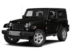 2015 Jeep Wrangler Sahara SUV