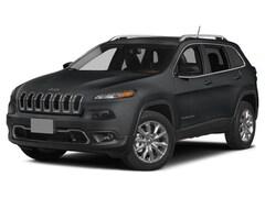 2015 Jeep Cherokee Latitude FWD SUV