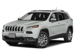 Used 2015 Jeep Cherokee SUV Columbus Indiana
