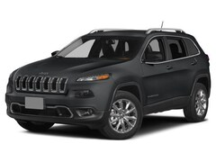 2015 Jeep Cherokee Latitude 4x4 SUV 1C4PJMCS7FW601461