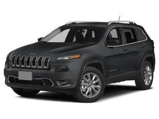 Used 2015 Jeep Cherokee Latitude 4x4 SUV Helena, MT