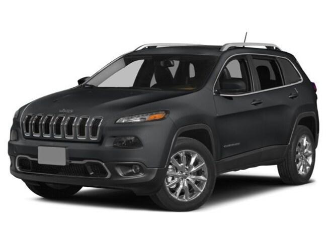 2015 Jeep Cherokee Latitude 4x4 Latitude  SUV