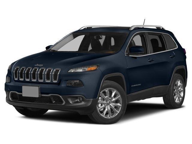 2015 Jeep Cherokee LATITUDE 4X4 Sport Utility